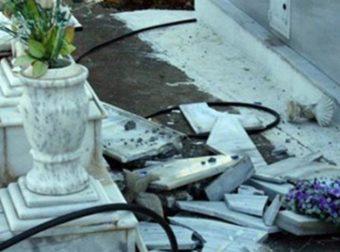 Δυο 12χρονοι ανάμεσα στους δράστες που βεβήλωσαν νεκροταφείο και ξέθαψαν νεκρή γυναίκα!