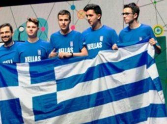 Η Ελλάδα βγήκε πρώτη στην Ολυμπιάδα Ρομποτικής!