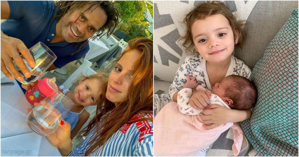 Ο Κριστιάν Καρεμπέ έγινε ξανά πατέρας και θα δώσει ελληνικό όνομα στην κόρη του