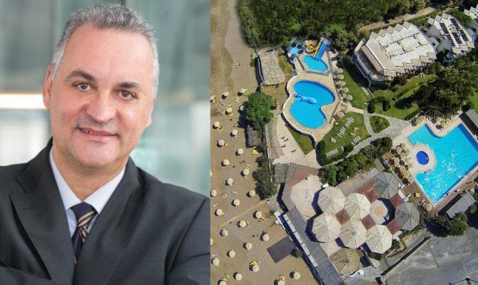 61 εκατομμύρια ευρώ πούλησε η οικογένεια του ευρωβουλευτή Μανώλη Κεφαλογιάννη τα 3 πολυτελή ξενοδοχεία της
