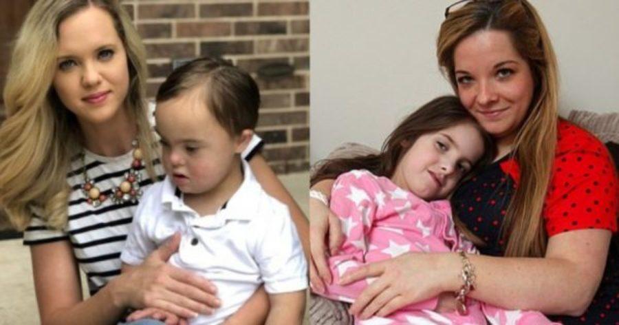 Μανούλες που μεγαλώνουν παιδιά με Αναπηρία: Οι ηρωίδες μαμάδες που δεν το βάζουν κάτω