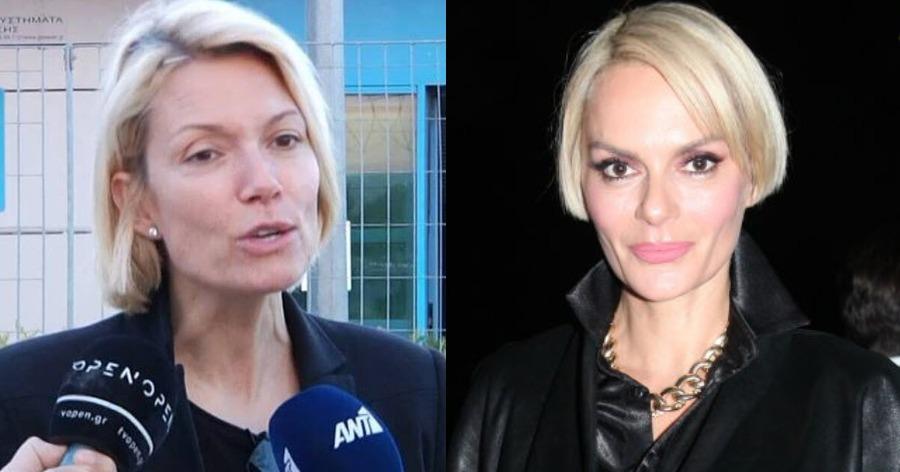 Βίκυ Καγιά για Έλενα Χριστοπούλου: «Δεν θέλω να πω κάτι άσχημο.. Όποιος φεύγει δεν γυρνάει στο κανάλι»
