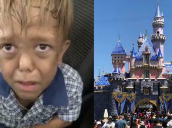 Συγκέντρωσαν πάνω από 225.000 δολάρια για να στείλει τον 9χρονο στη Disneyland