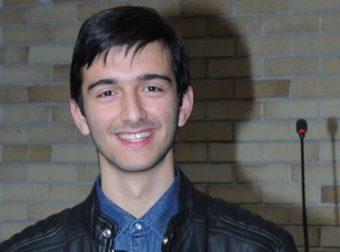 Ο Διονύσης Αδαμόπουλος πήρε χρυσό μετάλλιο στην 37η Ελληνική Μαθηματική Ολυμπιάδα