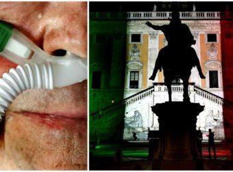 Ιταλία: «Θρυμματίστηκαν» οι ελπίδες για φρένο στον εφιάλτη του κορονοϊού!