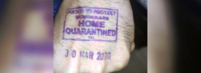 Σφραγίδα στο χέρι, ακραία μέτρα: Η χώρα που έκανε το μεγαλύτερο lockdown στην ιστορία του πλανήτη