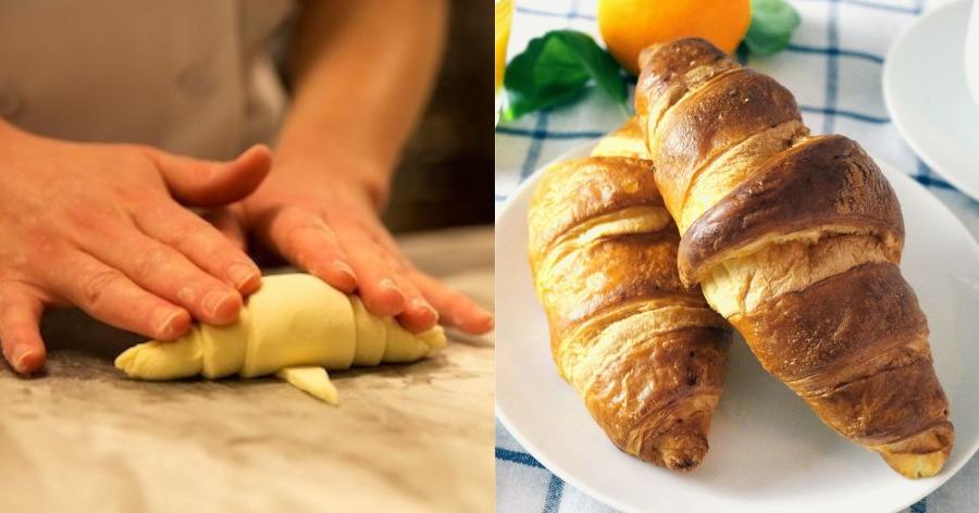 Νηστίσιμα κρουασάν: Αφράτα και ελαφριά για να τα φάτε με μαρμελάδα ή και μέλι