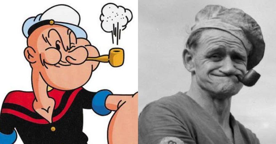 9 αγαπημένοι ήρωες κινουμένων σχεδίων που βασίστηκαν σε πραγματικούς ανθρώπους