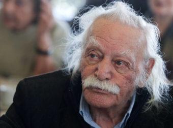 Πέθανε ο Μανώλης Γλέζος – Πανελλήνια συγκίνηση για μια εμβληματική μορφή