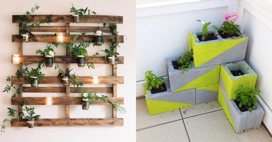 10 οικονομικές ιδέες διακόσμησης για το μπαλκόνι που θα το μεταμορφώσουν στο πιο όμορφο μέρος στο σπίτι σας