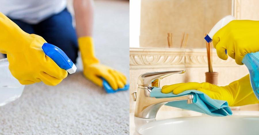 8 αντικείμενα στο σπίτι που έχουν περισσότερα μικρόβια από την τουαλέτα και πως να τα απολυμάνουμε σωστά