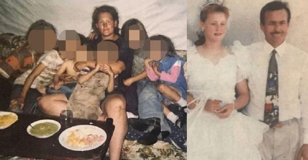 Την απήγαγε ο πατριός της για 20 χρόνια και την ανάγκασε να κάνει 9 παιδιά μαζί του