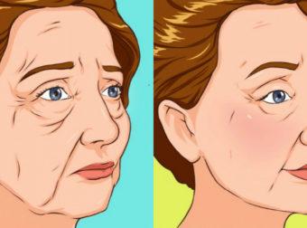Χαλάρωση στα μάγουλα: 4 εύκολοι τρόποι για να σφίξετε το δέρμα στο πρόσωπο σας και να δείχνετε νεότερες