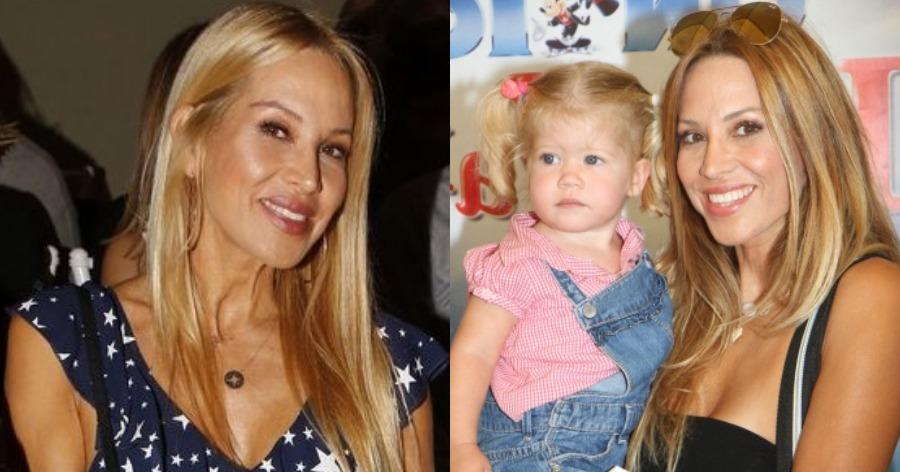 Τερέζα Χάμπερτ: Η κόρη της Αννίτας Ναθαναήλ έκλεισε τα 15, είναι μοντέλο και πήρε την ομορφιά της μαμάς της