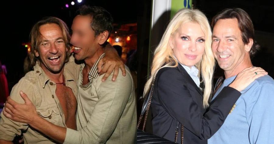 Μάκης Παντζόπουλος: Ποιος είναι αλήθεια ο σύζυγος της Μενεγάκη με την τεράστια περιουσία
