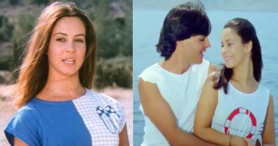 Έφη Πίκουλα: Η μελαχρινή καλλονή ηθοποιός των 80s παραμένει όμορφη και κομψή στα 60 της χρόνια