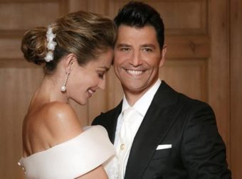 Κάτια Ζυγούλη-Σάκης Ρουβάς: Γιόρτασαν την επέτειο του γάμου τους χορεύοντας… macarena!