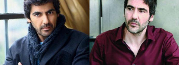 Αντώνης Καρυστινός: Ο γραφίστας που έγινε ηθοποιός στα 26 και τον χαρακτηρίζουν Τζορτζ Κλούνεϊ της Ελλάδας