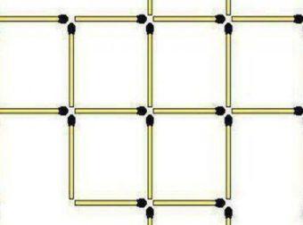 Εσείς πόσα τετράγωνα βλέπετε – Το 90% απαντά λάθος!