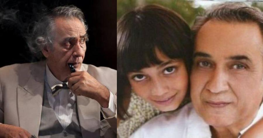 Κώστας Αρζόγλου: Η κόρη του μεγάλωσε, έγινε μια κούκλα και ακολουθεί τα χνάρια των γονιών της