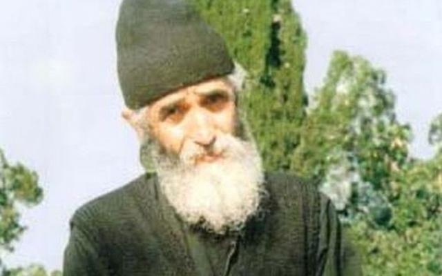 Αγιος Γέροντας Παΐσιος: «Σε άφησα να ζήσεις περισσότερο και από τους καλούς»