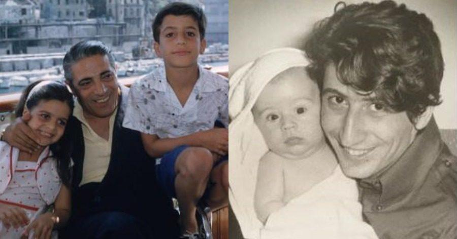 10 θλιβερές ιστορίες διάσημων Ελλήνων που έχασαν τα παιδιά τους και έζησαν τον χειρότερο φόβο κάθε γονιού