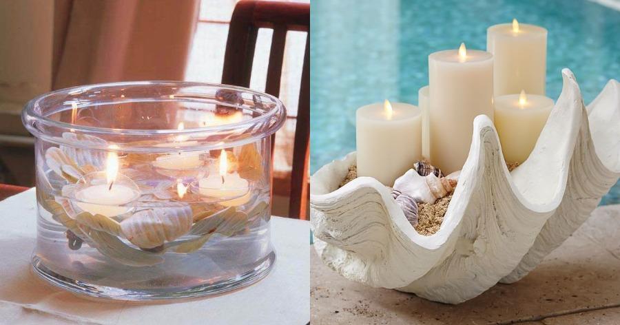 Διακόσμηση με κεριά: 54 υπέροχες καλοκαιρινές ιδέες που θα μεταμορφώσουν το σπίτι, τον κήπο ή το μπαλκόνι σας