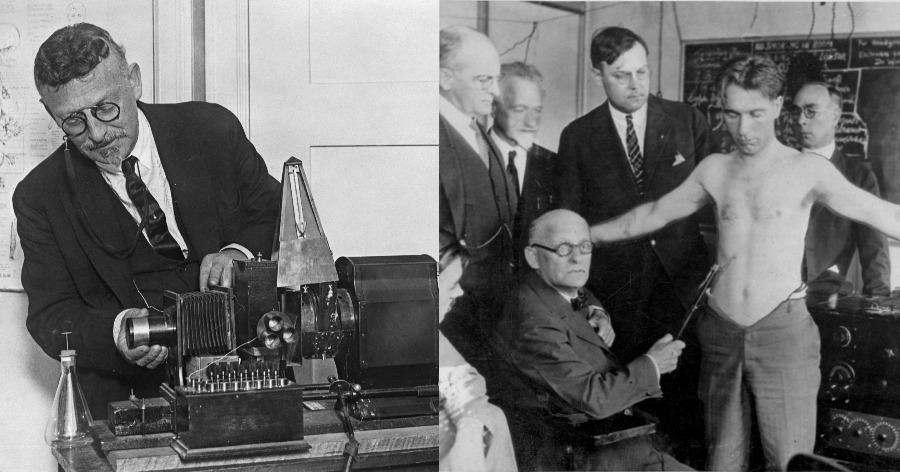 """Ο γιατρός με τη """"μαγική"""" συσκευή που εξαπάτησε εκατομμύρια ανθρώπους και έφυγε πάμπλουτος από τη ζωή"""