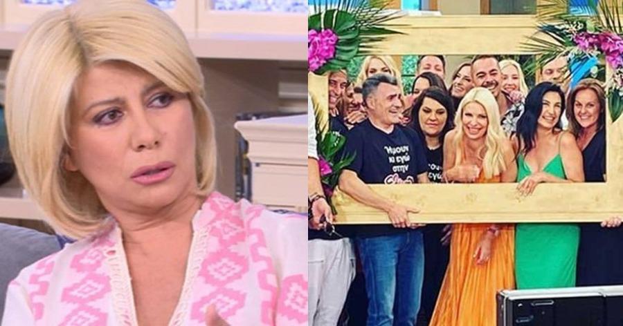 Ζήνα Κουτσελίνη: «Πήγε στην τελευταία εκπομπή της Ελένης Μενεγάκη και την επόμενη μέρα την έβριζε»