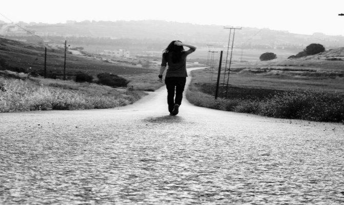 Στην απόρριψη, να φεύγεις με αξιοπρέπεια και ψηλά το κεφάλι