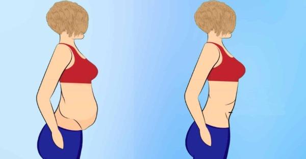 Λίπος στην κοιλιά: 10 τρόφιμα που πρέπει να βγάλεις σήμερα από τη διατροφή σου