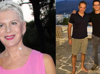 Έλενα Ακρίτα: «Με ενοχλεί η εικόνα του πρωθυπουργού να ποστάρει διακοπές»
