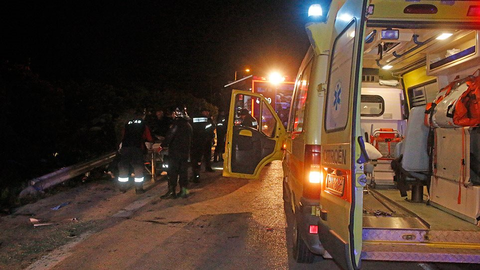 Τραγωδία: Δυστύχημα με δέκα νεκρούς – Μάχη για τη ζωή τους δίνουν οι δύο τραυματίες