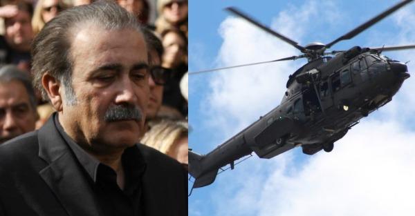 «Δέκα μικροί Μήτσοι»: Το δυστύχημα με το ελικόπτερο που δεν ξεπέρασε ποτέ ο Λαζόπουλος