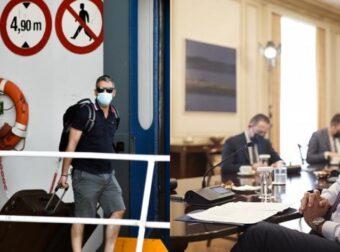 Κορονοϊός: Ρεκόρ με 203 νέα κρούσματα στην Ελλάδα. Έρχεται δύσκολος Αύγουστος..