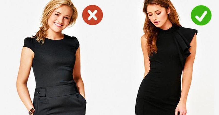 """12 λάθη στο ντύσιμο μιας γυναίκας που το κάνουν να δείχνει """"φτηνό"""" και πρόχειρο"""