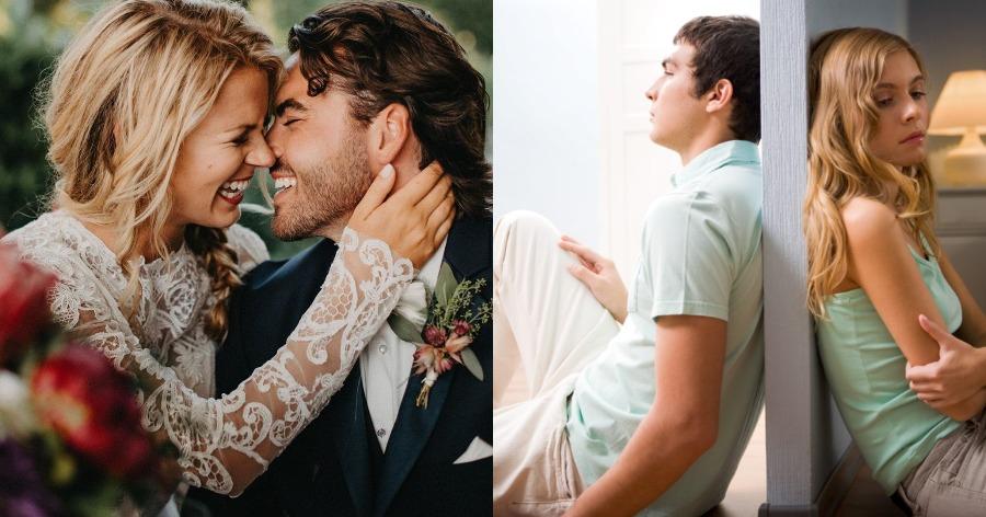 Οι 4 μεγάλες φουρτούνες που όσοι τις ξεπεράσουν είναι το σημάδι ότι ο γάμος τους θα κρατήσει για πάντα
