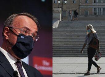 Σταϊκούρας: «Η ελληνική οικονομία αντέχει κι ένα δεύτερο lockdown»