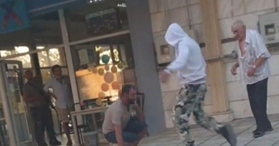 Θεσσαλονίκη: Το συγκλονιστικό Βίντεο με τον πυροβολισμό 39χρονου στη μέση του δρόμου στη Νικόπολη