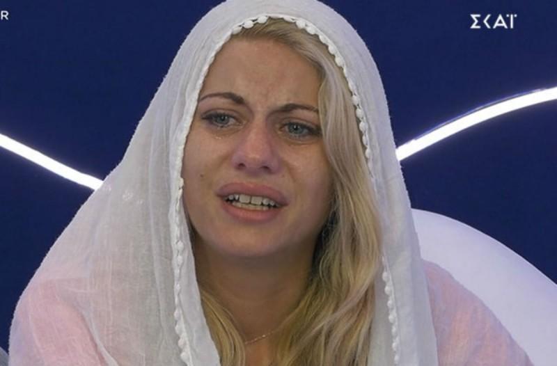 Big Brother: «Λύγισε» η Άννα-Μαρία – Η εξομολόγηση για… (Video)