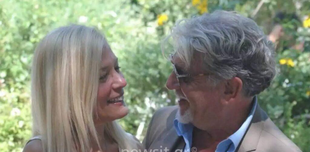 Γιάννης Βούρος: Ξαναπαντρεύτηκε την πρώην σύζυγό του Λένα Κώνστα (pics)