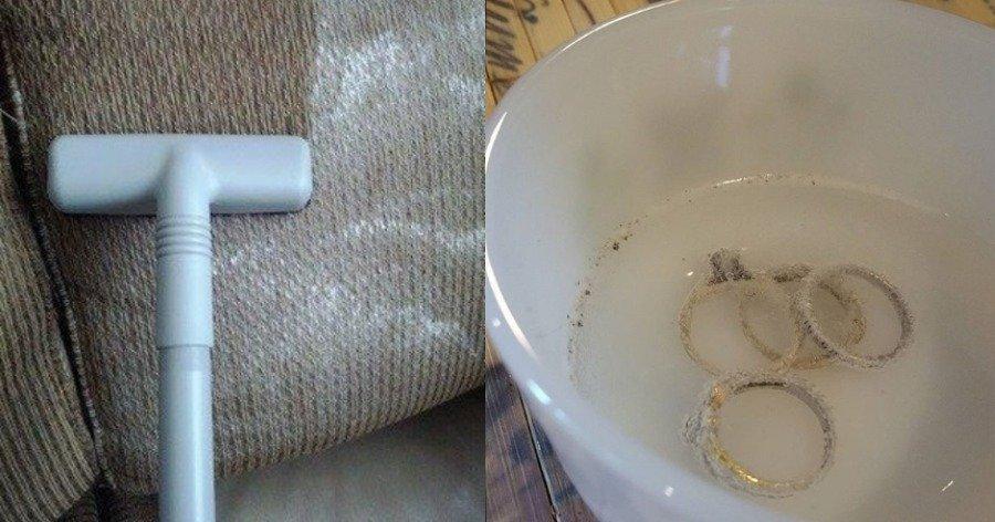 18 άγνωστα μυστικά καθαριότητας που θα κάνουν το σπίτι σου να αστράφτει χωρίς καθόλου κόπο