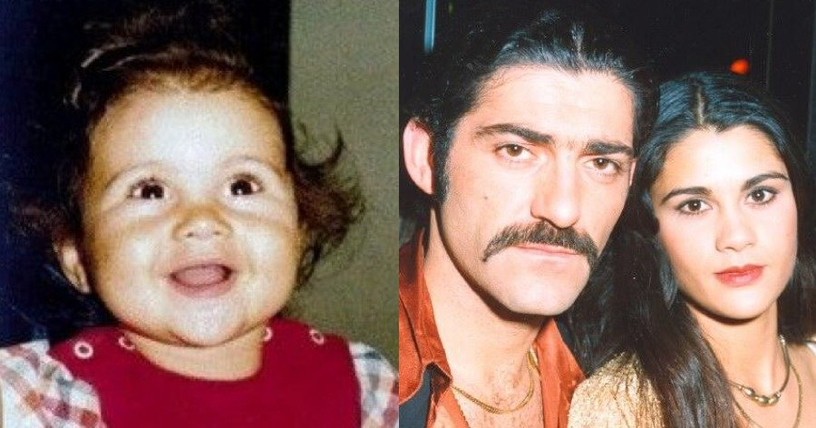 Άννα Μαρία Παπαχαραλάμπους: Η γνωριμία με τον άντρα της στα γυρίσματα και ο συμβιβασμός στη βάφτιση των παιδιών της