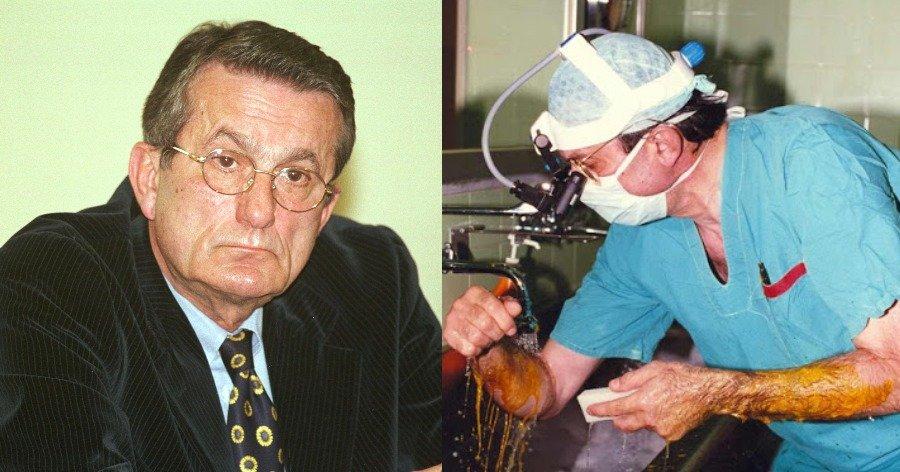 «Οχι ρε Χάρε δεν θα πάρεις το παιδί»: Ελάχιστος φόρος τιμής στον Παναγιώτης Σπύρου έναν μεγάλο Έλληνα γιατρό