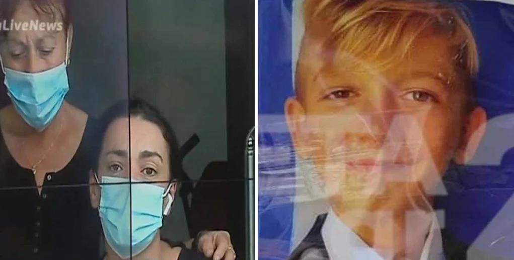Ξεσπά η μάνα του 11χρονου Λεωνίδα: «Σκότωσαν το παιδί μου! Του έδωσαν πατίνι για 5 ευρώ» (video)