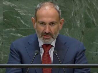 Πρωθυπουργός Αρμενίας: Ούτε μια ίντσα εδάφους στον εχθρό μας, είμαι έτοιμος να πεθάνω για την μητέρα πατρίδα μας
