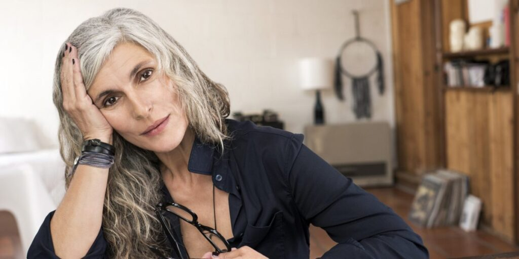 Στα 50 μου έμαθα να λέω όχι σε ο,τι μου κάνει κακό και μου χαλάει την ψυχολογία