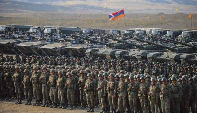 Αρμενική Εθνική Επιτροπή Ελλάδος: «Είμαστε σε πόλεμο. Η νίκη θα είναι δική μας»