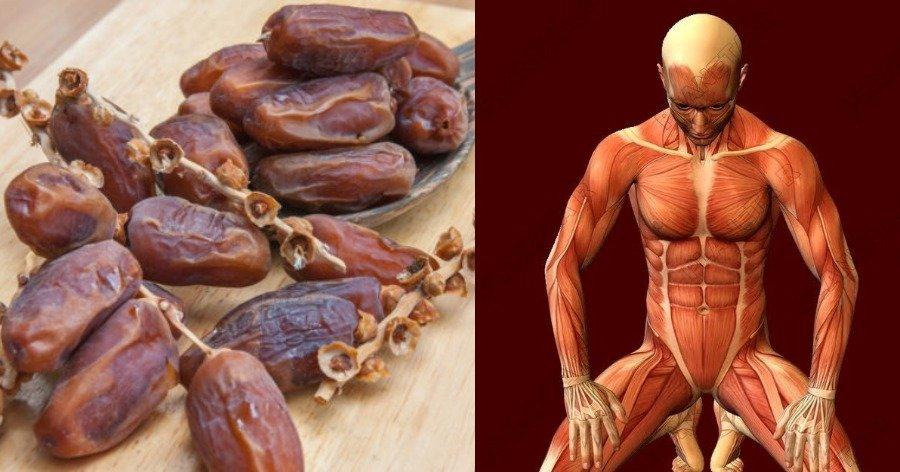 Χουρμάς: Τι θα συμβεί στο σώμα σας αν τρώτε 3 χουρμάδες καθημερινά