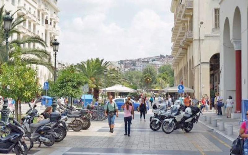 Φρίκη στη Θεσσαλονίκη: Απήγαγαν και βίασαν 20χρονη κοπέλα στο κέντρο της πόλης